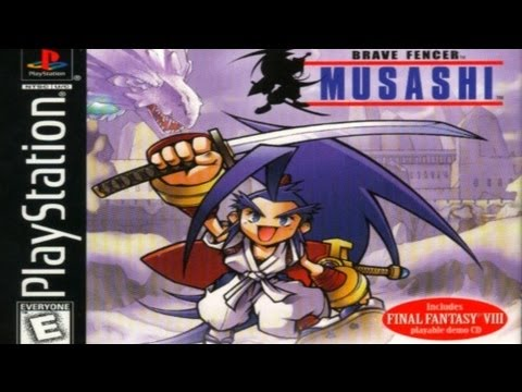 brave fencer musashi playstation
