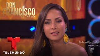 Video oficial de Telemundo Don Francisco Te Invita. La actriz colombiana habló de su experiencia en la nueva temporada de...