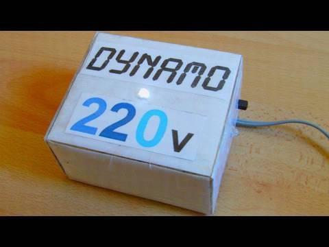 comment construire dynamo