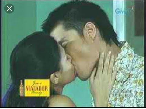 Dingdong Dantes and Marian Rivera Hottest Kissing Scenes (Marimar )