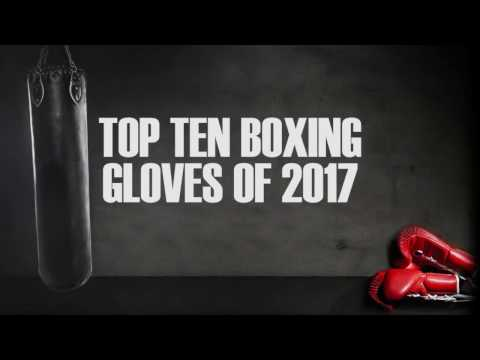 Top 10 Boxing Gloves of 2017
