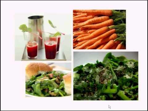 อาหารต้านมะเร็ง