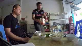 Thai Nguyen Vietnam  city images : How to eat Vietnamese noodle Thai nguyen กินเฝอเวียดนาม
