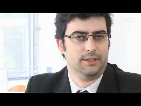 Mariano Torrealba, Student im Austausch bei HEC Paris