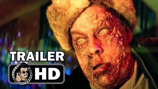 ATTACK OF THE LEDERHOSEN ZOMBIES Official Trailer (2017) Horror Comedy Movie HD