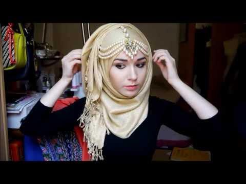Hijab Tutorial l EID