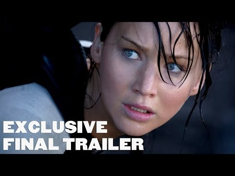 The Hunger Games: Catching Fire (Final Trailer)