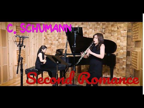 See video  Clara Schumann Three Romances Op22: Movement II