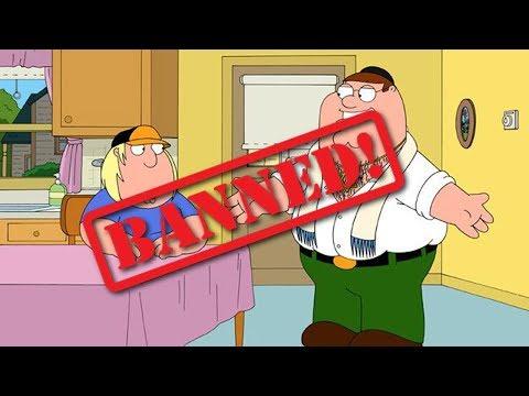 Top 10 BANNED Cartoon Episodes