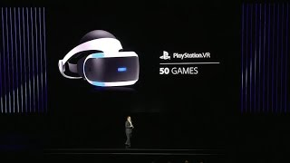 PlayStation VR Release