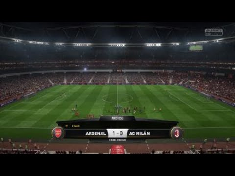 Marzo 15, 2018 Arsenal vs Milan. . .