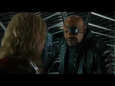 THE AVENGERS –  Official Trailer 2012 Movie (Captain America-Thor-Iron Man-Hulk) [HD]