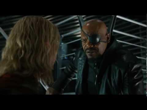 THE AVENGERS –  Official Trailer 2012 Movie (Captain America-Thor-Iron Man-Hulk) [HD]