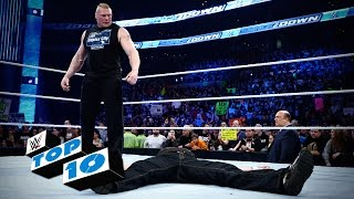 Nonton Top 10 SmackDown moments: WWE Top 10, March 24, 2016 Film Subtitle Indonesia Streaming Movie Download