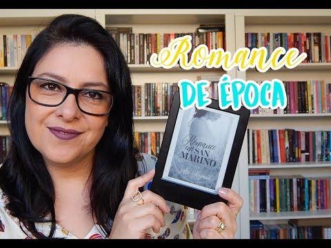 [Dica de leitura] Romance em San Marino - Lídia Rayanne | Ju Oliveira