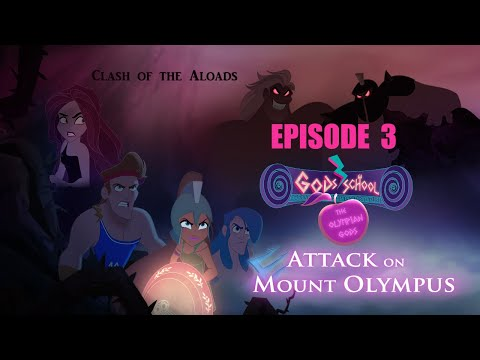 Gods'School / The Olympian gods Episode 3