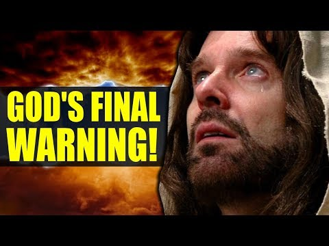 God's FINAL WARNING to This World (2018) 😭