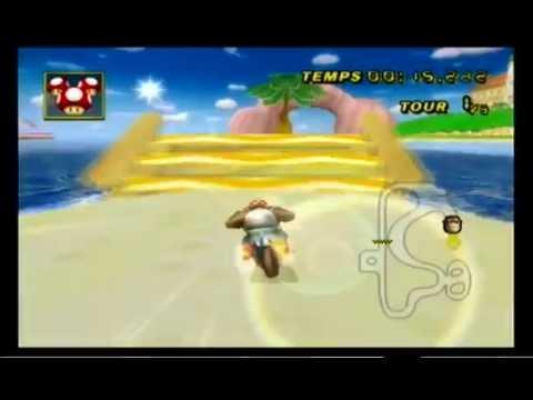 Mario Kart Wii - Useful Shortcuts