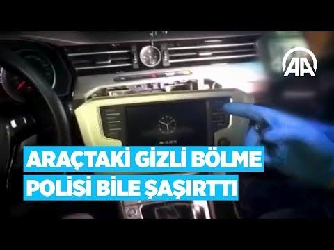 El secreto mejor guardado del coche de un mafioso turco