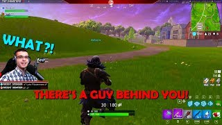 Video A little kid gave me tips and helped me get a Victory Royale in Fortnite! MP3, 3GP, MP4, WEBM, AVI, FLV Desember 2018