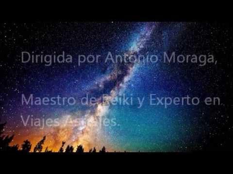 Hipnosis para salir al astral - Antonio Moraga -Cursos Viajes Astrales en Madrid