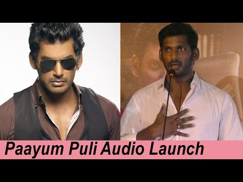 Paayum Puli Audio Launch Special