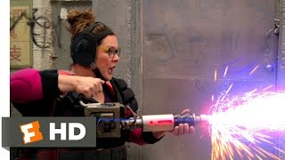 Ghostbusters (2016) - Getting Equipped Scene (4/10)  | Movieclips
