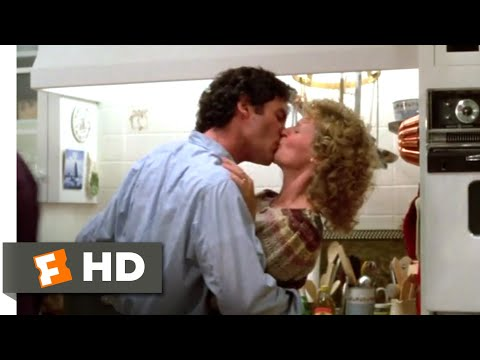 The Big Chill (1983) - Dancing in the Kitchen Scene (6/10) | Movieclips