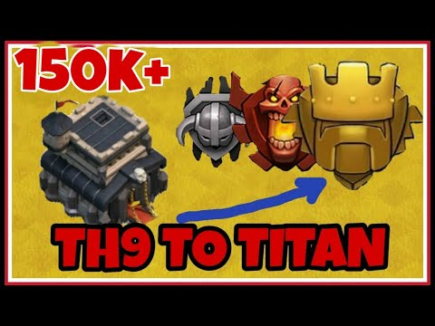 How To Push Th9 To TITAN League 2018