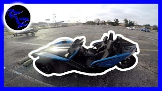 9. 2018 Polaris SLINGSHOT Ride and REVIEW!! | First Rides
