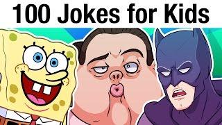 Video TRY NOT TO LAUGH - 100 Yo Mama Jokes for Kids MP3, 3GP, MP4, WEBM, AVI, FLV Agustus 2018