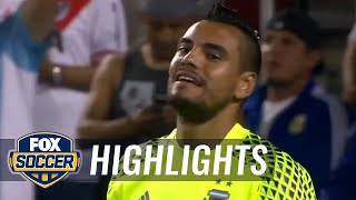 Fuenzalida pulls one back for Chile | 2016 Copa America Highlights by FOX Soccer
