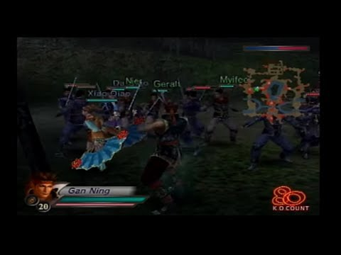 Dynasty Warriors 4: XL - The Two Qiaos