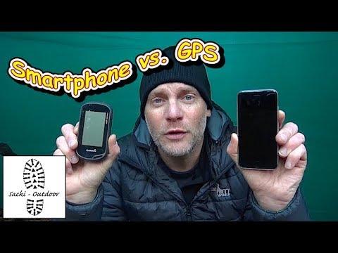 GPS-Navigation: Smartphone vs. GPS-Gerät