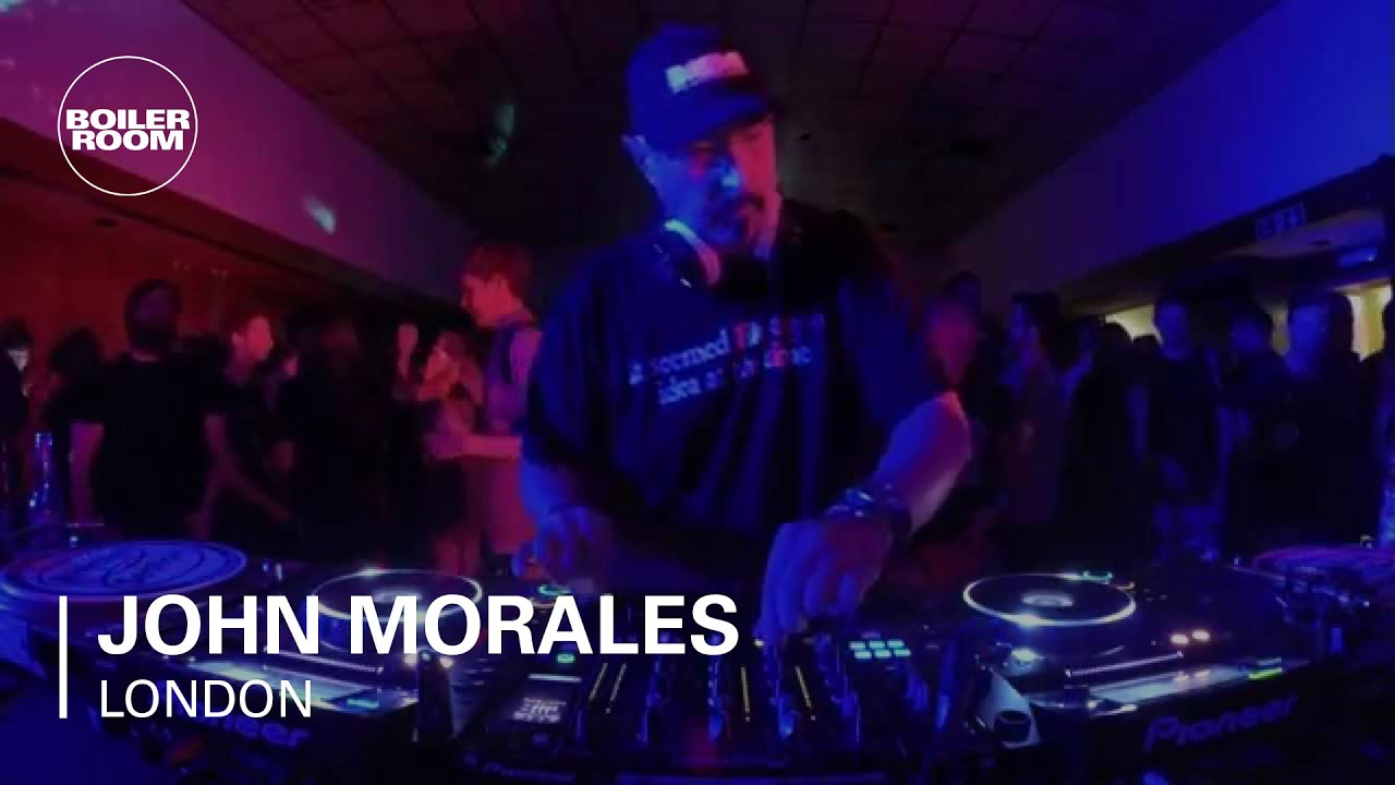 John Morales Boiler Room London DJ Set