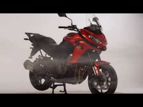 New Kawasaki Versys 1000 MY15 - Official Video
