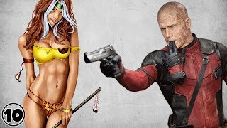 Video Top 10 Superheroes Who Can't Get Laid MP3, 3GP, MP4, WEBM, AVI, FLV Desember 2018