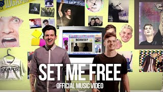 Thumbnail for Dillon Francis vs. Martin Garrix — Set Me Free (Official Video)