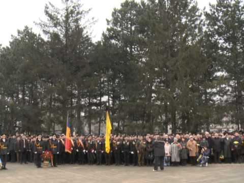 Президент Николае Тимофти участвовал в митинге, посвященном памяти жертв войны на Днестре