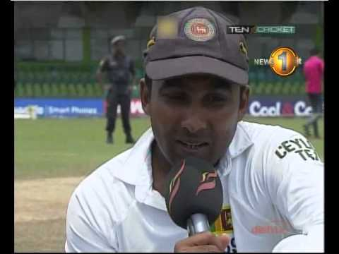 Day 5, 2nd Test, Pakistan in Sri Lanka, 2014 - Highlights