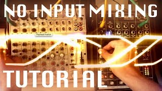 Turn a mixer into a synth