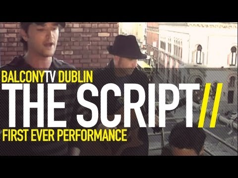 balconytv - The Script performing 