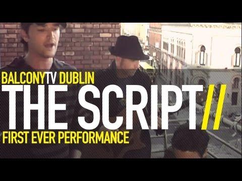 balconytv - The Script performing
