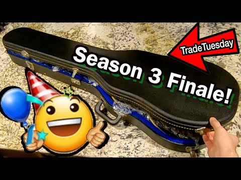 I Turned a $1 Toy Guitar into a $2500 Gibson! | FINALE | Trade Tuesday Season 3 Ep9