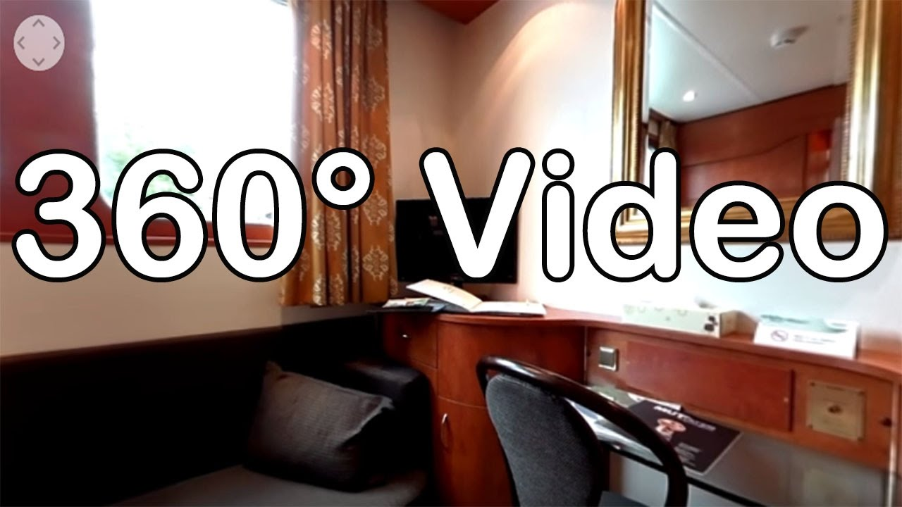 360 Grad Video: Kabine 117, Kat. B - MS Saxonia