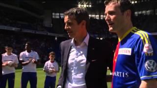 FC Basel verabschiedet sich von Alexander Frei