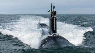 Virginia-Class submarine Washington (SSN 787) successfully completes initial sea trials
