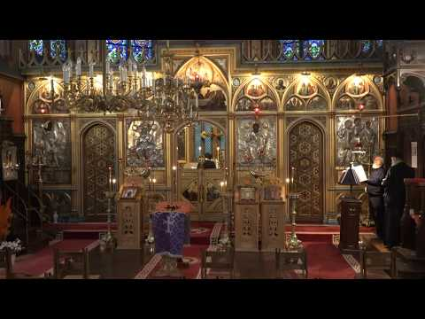 2020.03.23 ora 18 DIRECT Vecernia, Catedrala din Paris