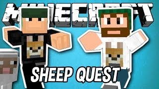 LADRÕES DE OVELHA! - Minecraft: Sheep Quest