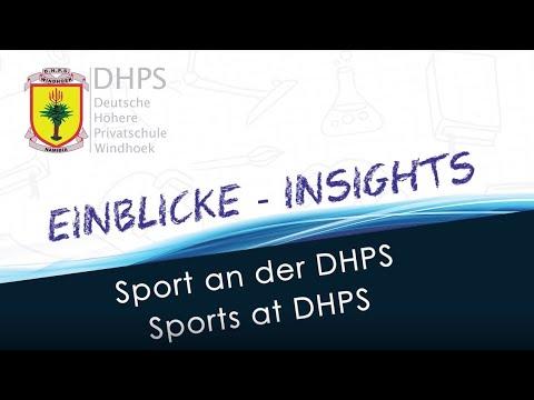 DHPS Virtual Expo 2021: Sport @ DHPS